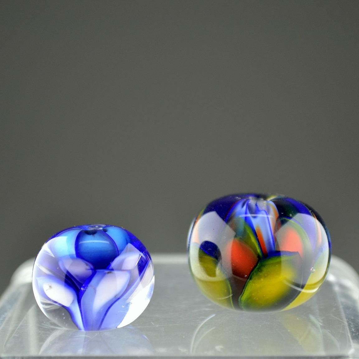 gravity petal beads