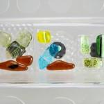 Glass Art Magnets