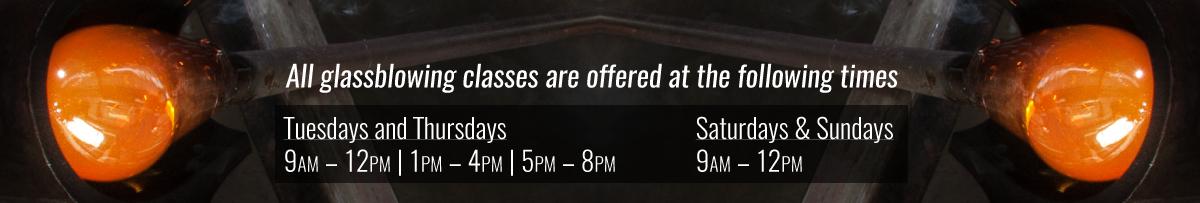 Glassblowing-Schedule-Hot-Shop-Class-Times