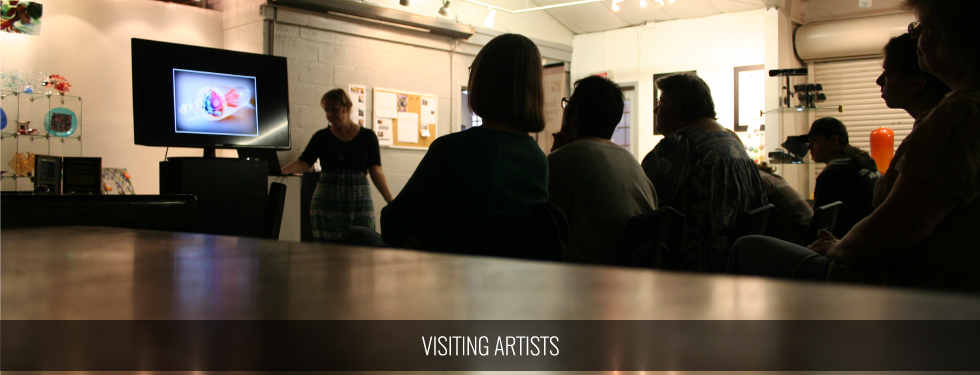 Visiting Artist Workshops