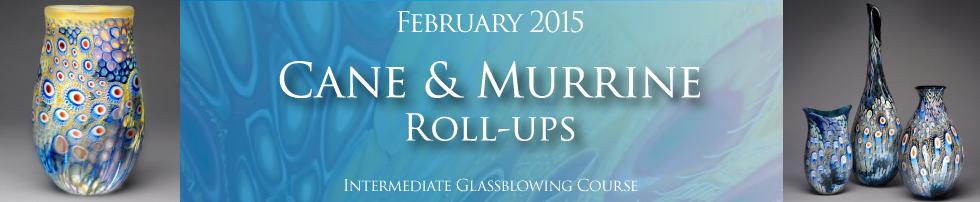 Cane & Murrine Roll ups Redirect