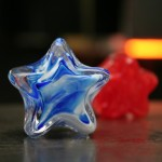 (All Evening) Make Your Own Glass Art - No appointment or experience necessary. Make a Star Spangled Paperweight in the Mobile Hot Shop for $25 or a Fireworks Souvenir Sun Catcher in the Warm Shop for $15.
