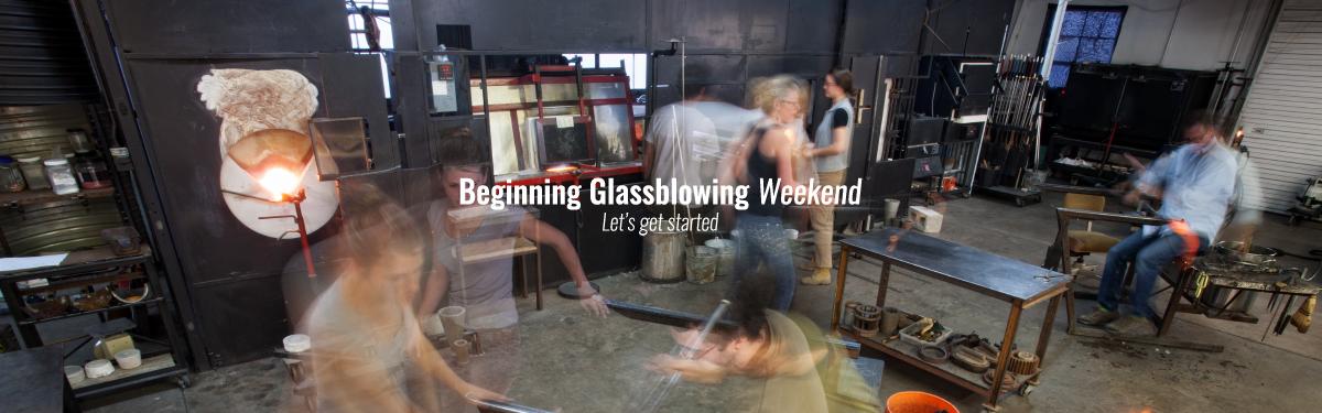 Weekend Glassblowing Beginning Featured Image Redirect