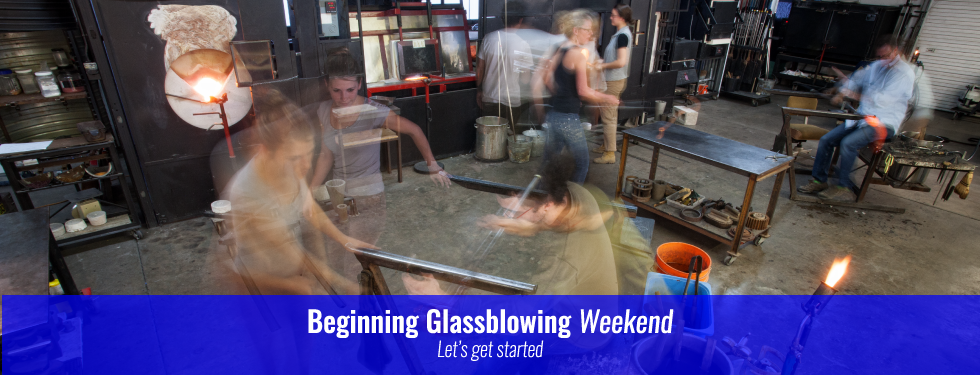 Weekend Glassblowing Beginning Featured Image Redirect