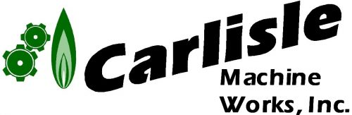 Carlisle Machine Logo and Name