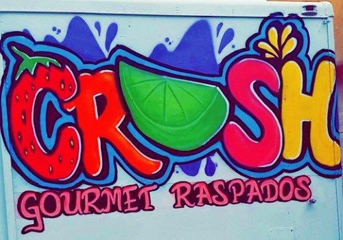 Crush Gourmet Raspados