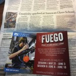 Camp Fuego News Clip 2016 Arizona Daily Star