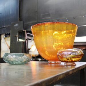 Beginning Glassblowing Bowls (800x800)