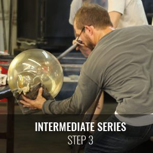 Intermediate-Series-Glassblowing