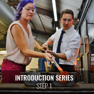Introduction-Series-Glassblowing