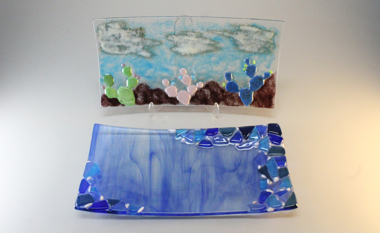 How To Make Glass Art Painting