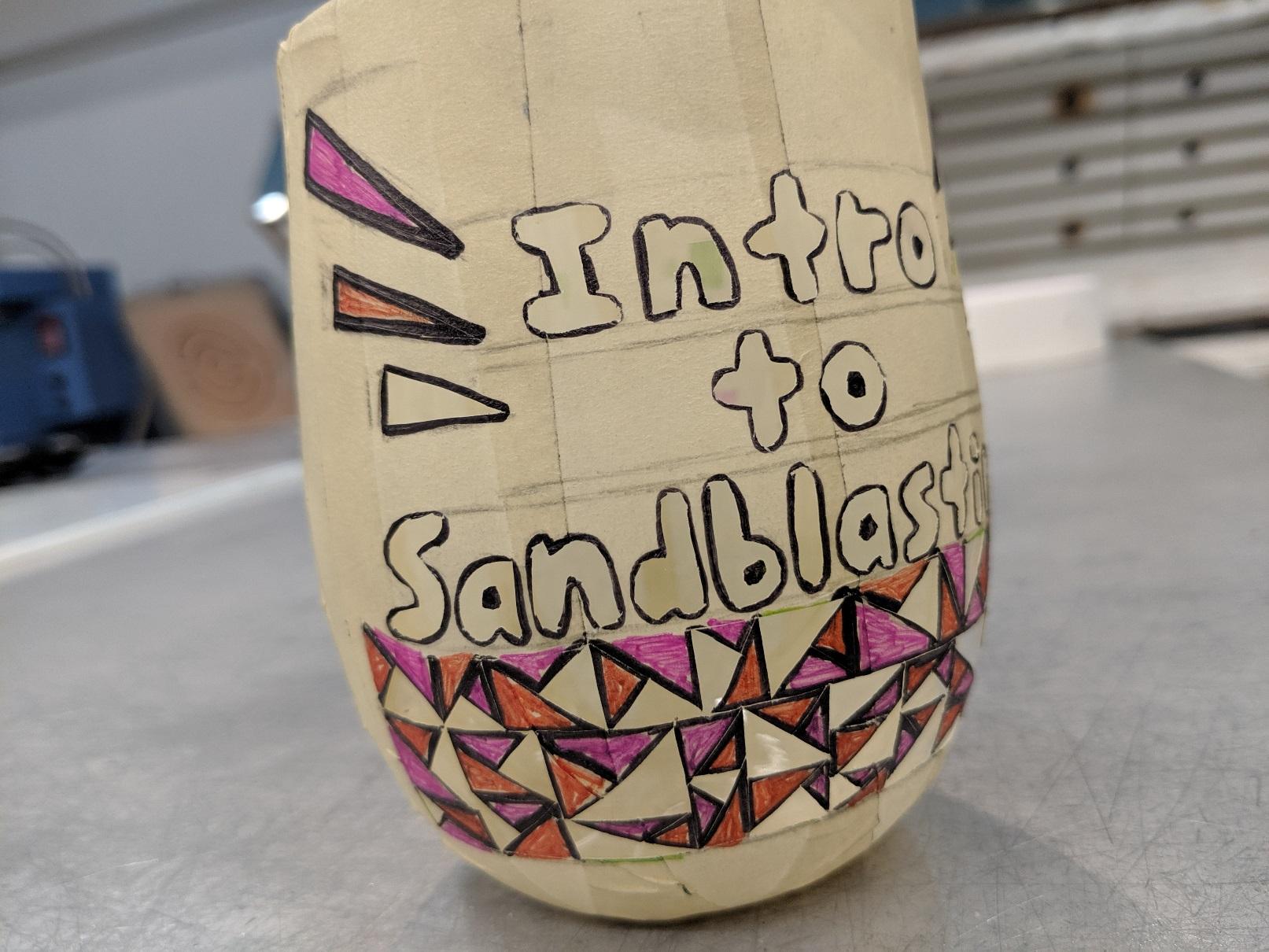 Sandblasting 2